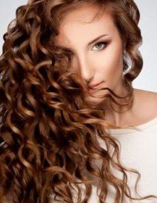 Couleur de cheveux havane