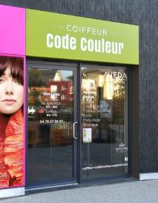 Code Couleur, votre salon de coiffure à Barberaz