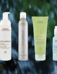 AVEDA : des produits naturels de qualité dans notre salon de coiffure à Barberaz