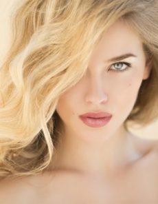 Couleur cheveux blond