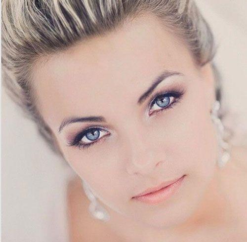 Maquillage bio mariage