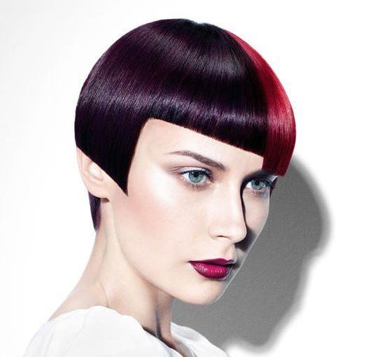 Coupe De Cheveux Femme Geometrique Chambery Coiffeur Code Couleur Vegetal