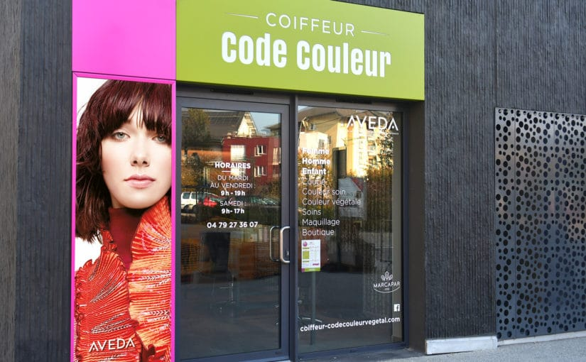 Coiffure Code Couleur