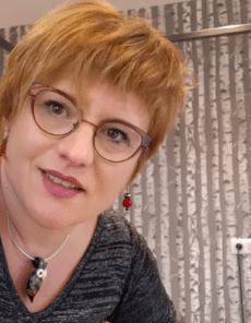 Découvrez Corinne Ventura, gérante et fondatrice d'un salon de coiffure végétal à Chambéry