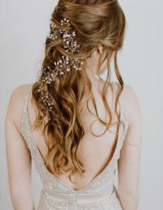 Des idées de coiffure pour un mariage en 2020